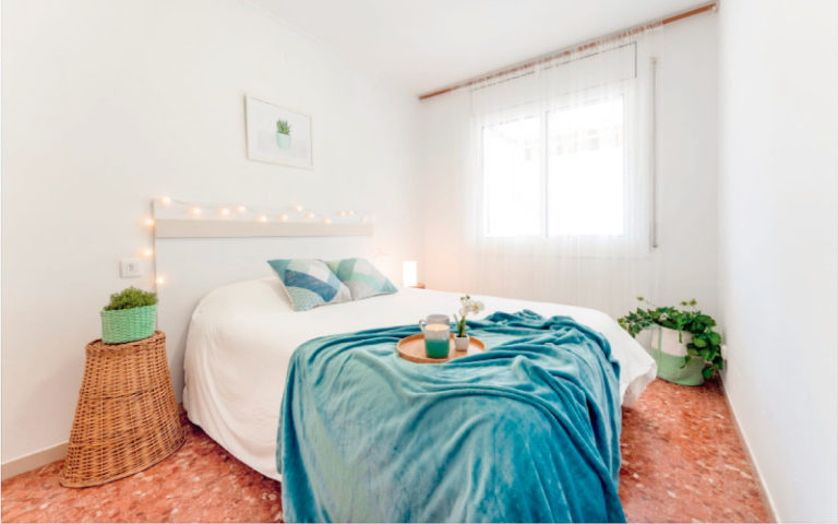 HOME STAGING DORMITORIO 2 SALOU