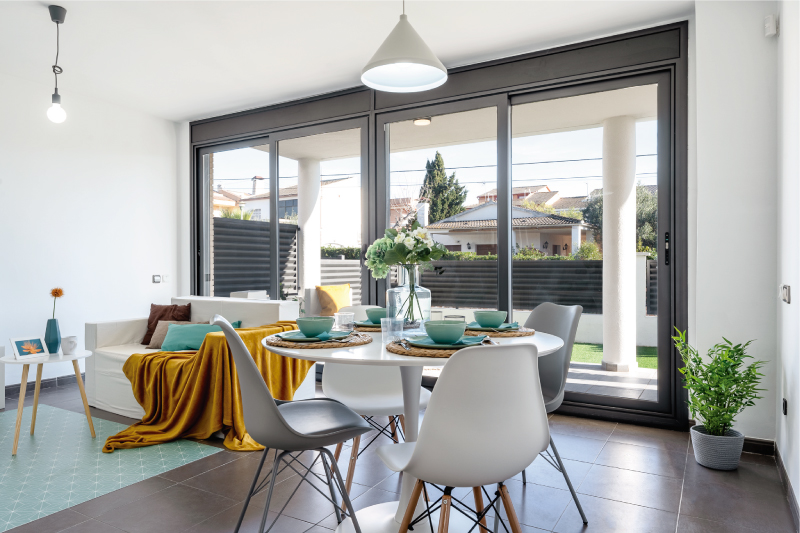 Torredembarra Comedor Home Staging