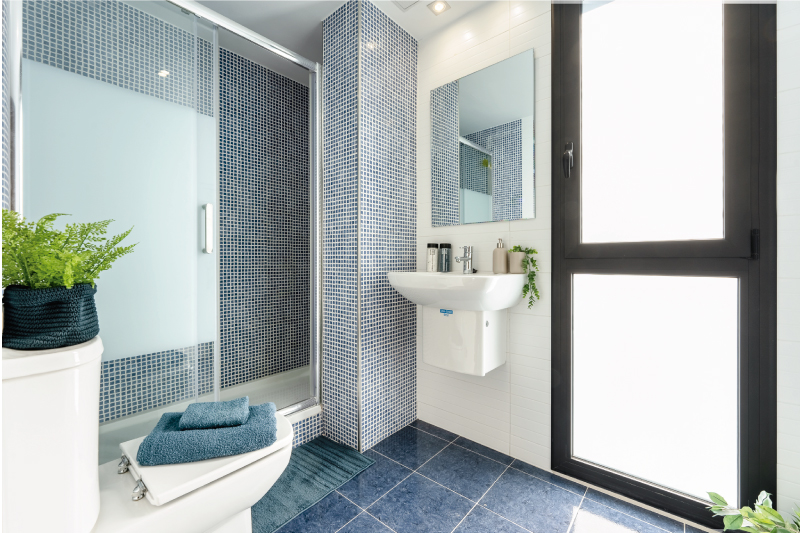 Torredembarra Baño 1 Home Staging