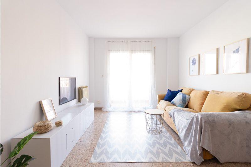 Home Staging Reus Salón