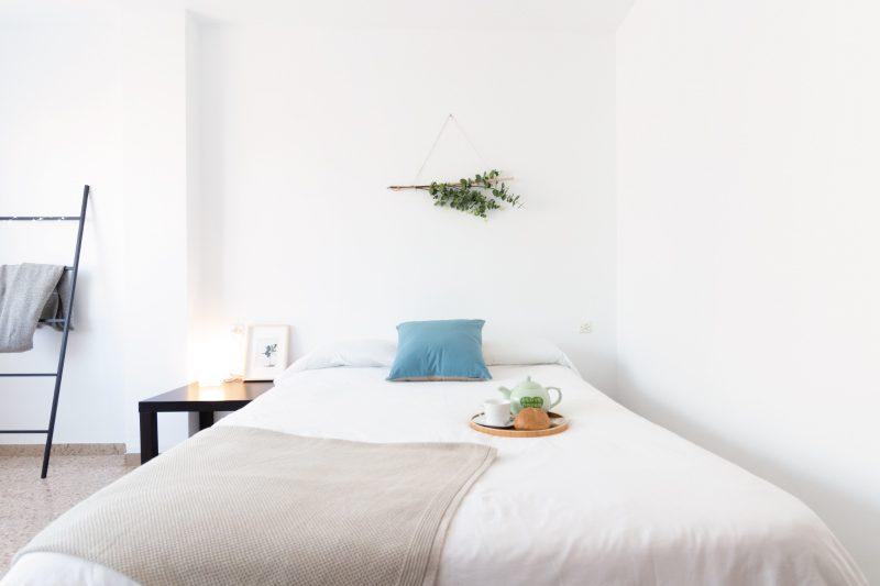 Home Staging Reus Habitación Doble